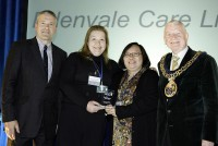Employer Excellence Award Winner