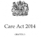 The Care Act 2014 - key points